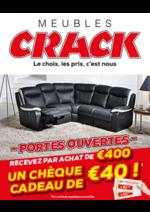 Promos et remises  : Recevez par achat de 400€ un chèque cadeau de 40€