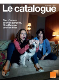 Prospectus Boutique Orange BOULOGNE BILLANCOURT : Le catalogue