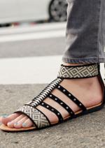 Catalogues et collections Gemo : Découvrez les sandales et nu-pieds de la collection