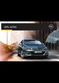 Catálogos e Coleções Opel Moita Rua dos Ferreiros : Catálogo Opel Astra