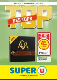 Prospectus U Express CHATOU : Top des tops