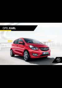 Catálogos e Coleções Opel Agualva - Cacém : Catálogo Opel Karl