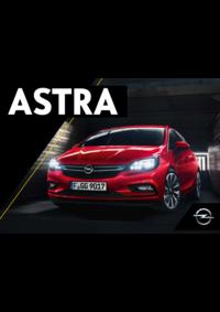 Catálogos e Coleções Opel Torres Vedras : Catálogo novo Opel Astra