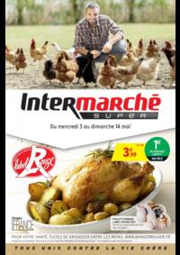 Prospectus Intermarché Super Chilly Mazarin : Notre sélection Label Rouge