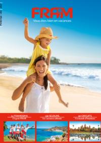 Catalogues et collections Ambassade FRAM PANTIN : Vous êtes bien en vacances