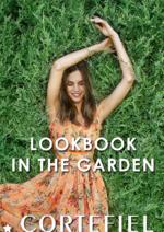 Catálogos e Coleções Cortefiel : Lookbook : In the garden