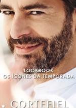 Catálogos e Coleções Cortefiel : Lookbook: Os ícones da temporada