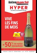Prospectus Intermarché Hyper : Vive les fins de mois
