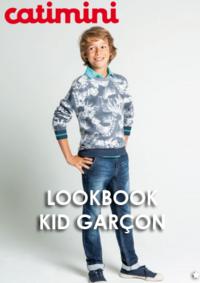 Catalogues et collections Catimini OBERNAI 22 PLACE DU MARCHE : Lookbook Kid Garçon