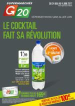 Prospectus G20 : Le cocktail fait sa révolution