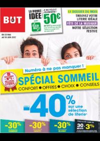 Prospectus But Saint-Maximin : Spécial sommeil