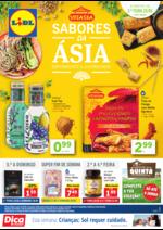 Folhetos Lidl : Sabores da Ásia