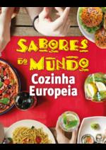 Promoções e descontos Jumbo : Especial cozinha europeia
