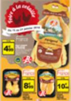 Nouveau prospectus : foire à la volaille - Auchan