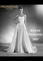 Catálogos e Coleções  : A alta-costura de Pronovias: Atelier Pronovias 2017