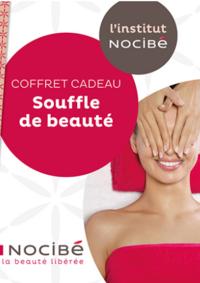 Catalogues et collections Nocibé Institut : Retrouvez tous les coffrets beauté