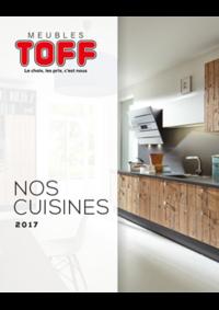 Catalogues et collections Meubles Toff : Nos cuisines 2017