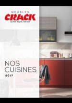 Catalogues et collections  : Nos cuisines 2017