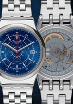 Catalogues et collections Swatch : Rejoignez la révolution mécanique !