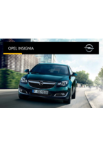 Catalogues et collections opel : Opel Insignia