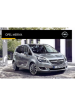 Catalogues et collections opel : Opel Meriva