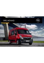 Promos et remises  : Opel Movano