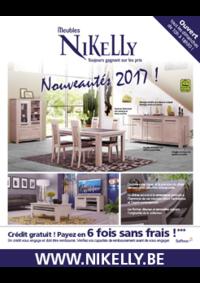 Prospectus Meubles Nikelly : Nouveautés 2017 !