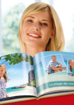 Catalogues et collections E.Leclerc Photomoinscher.com : Le livre photo cewe à partir de 7,95€
