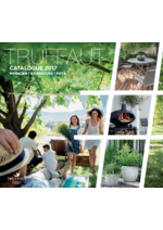 Catalogues et collections  : Catalogue 2017: Mobilier, Barbecues, Pots
