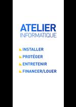 Catalogues et collections Top office : Atelier Informatique