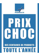 Promos et remises  : PRIX CHOC TOUTE L'ANNÉE