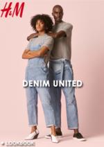 Catálogos e Coleções H&M : Lookbook Denim United
