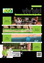 Folhetos AKI : Decorar e desfrutar do jardim