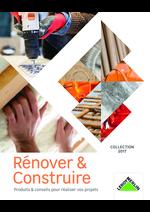 Promos et remises  : Rénover & Construire