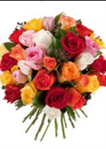 Catalogues et collections Au nom de la rose : Craquez pour la gamme de bouquets classiques