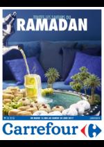 Prospectus Carrefour : Toutes les saveurs du ramadan