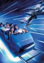 Promos et remises  : Découvrez la nouvelle attraction : Hyperspace Mountain