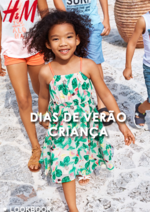 Catálogos e Coleções H&M : Lookbook Dias de Verão - Criança