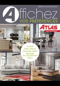 Catalogues et collections Atlas EZANVILLE : Affichez vos préférences