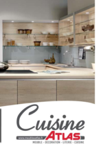 Catalogues et collections Atlas : Le catalogue Cuisine