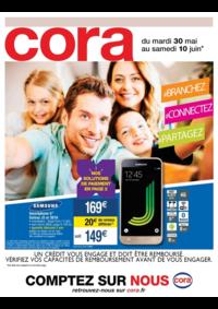Prospectus Cora MASSY : #branchez #connectez #partagez