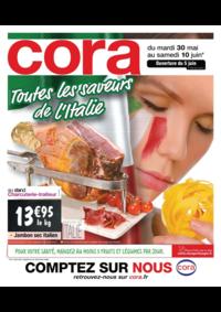 Prospectus Cora ERMONT : Toutes les saveurs de l'Italie