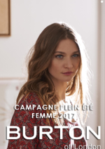 Promos et remises  : Campagne Plein été femme 2017