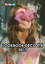Catalogues et collections Desigual : Lookbook déco été 2017