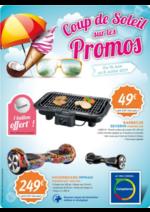 Prospectus  : Coup de Soleil sur les Promos