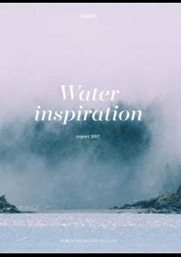 Catálogos e Coleções Porcelanosa Lisboa : Water Inspiration - Bathrooms