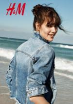 Catalogues et collections H&M : Lookbook Les shorts de l'été femme