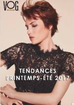Catalogues et collections  : Tendances Printemps-Été 2017