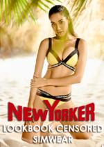 Catálogos e Coleções NewYorker : Lookbook Censored Simwear