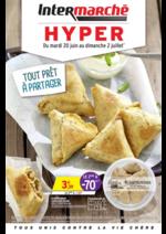 Prospectus Intermarché Hyper : Tout prêt à partager